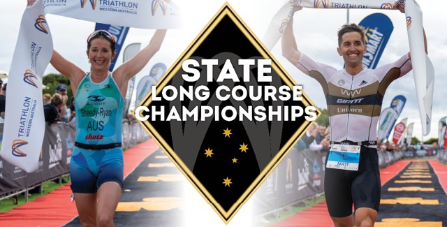 Matt Burton and Felicity Sheedy-Ryan Claim Victory in the State Long Course Championships