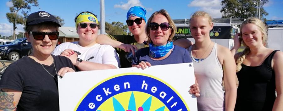 Brecken Health Women's Triathlon