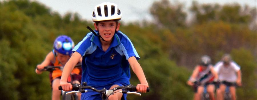 Primary Schools Triathlon Championships
